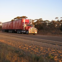 Red_B-double_truck